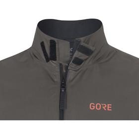 GORE WEAR C5 Gore-Tex Shakedry 1985 Insulated Jacket Herren lava grey